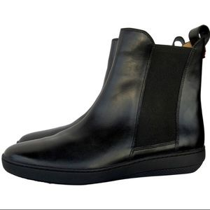 Brand NEW BALLY Ananya leather Boots